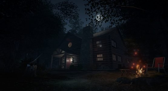 Friday the 13th game virtual cabin