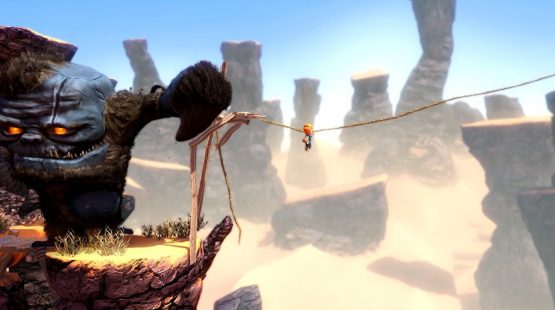 max the curse of brotherhood ps4 review