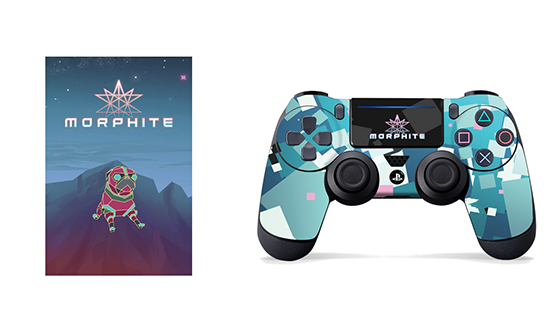 Morphite PS4 Giveaway 1