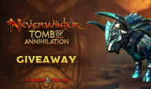 Neverwinter mount giveaway