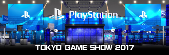 Sony Tokyo Game Show 2017
