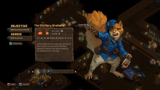 Tooth and Tail Review