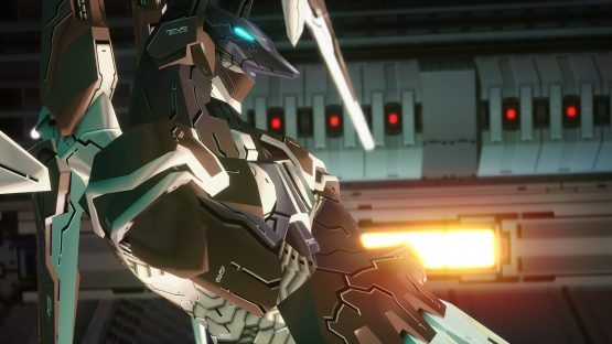 Watch the Zone of the Enders Extended Trailer