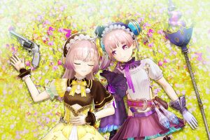 atelier lydie and suelle characters