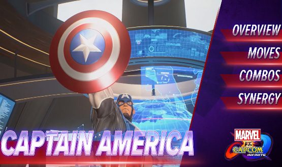captain america marvel vs capcom infinite tutorial