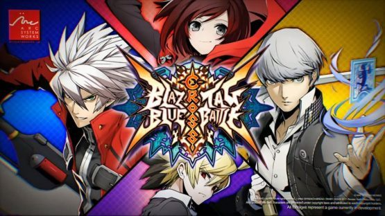 Blazblue Cross Tag Battle Character