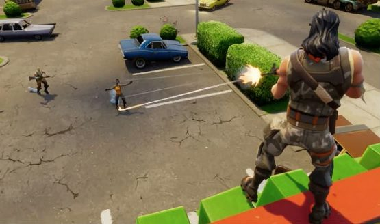 PlayerUnknown's Battlegrounds Dev 'Contemplating Action' Over Similar Fortnite Battle Royale Mode