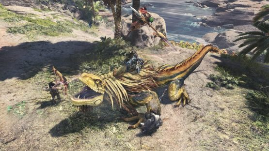 monster hunter world preview