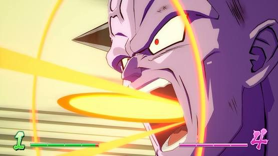 Dragon Ball FighterZ Captain Ginyu Gameplay