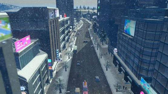 Cities: Skylines Snowfall DLC Announced for PS4, Season Pass Detailed