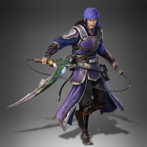 Dynasty Warriors 9 - Jia Xu