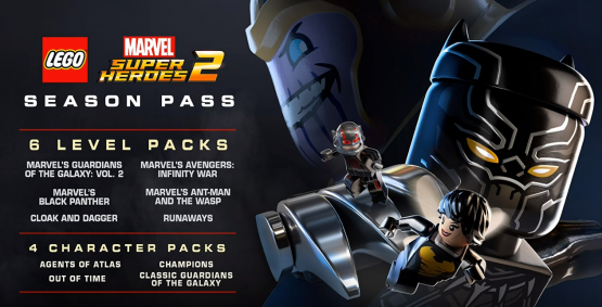LEGO Marvel Super Heroes 2 Season Pass Content Revealed