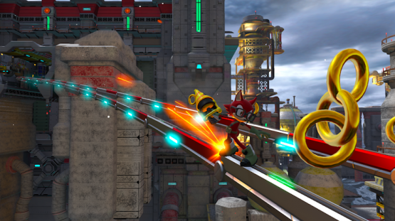 Sonic Forces reveals Drill Wispon, 'Chemical Plant' stage