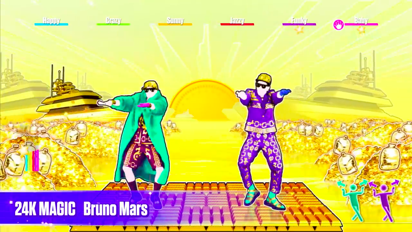 the full just dance 2018 tracklist has been revealed
