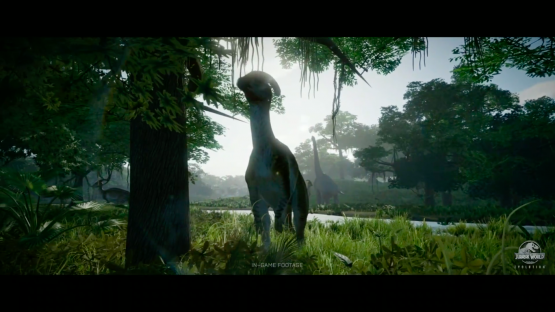Watch the First In-Game Footage of Jurassic World Evolution
