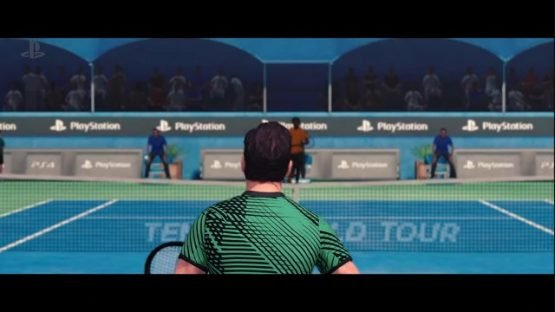 tennis world tour gameplay