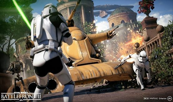 Star Wars Battlefront 2 Heroes