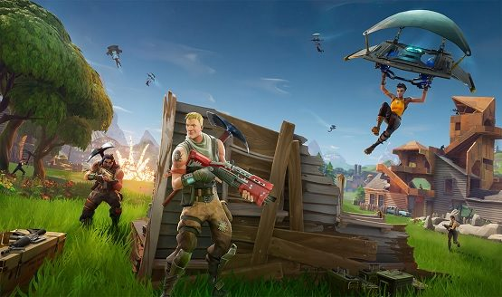 Epic Pursues Cheating Players In Fortnite Battle Royale
