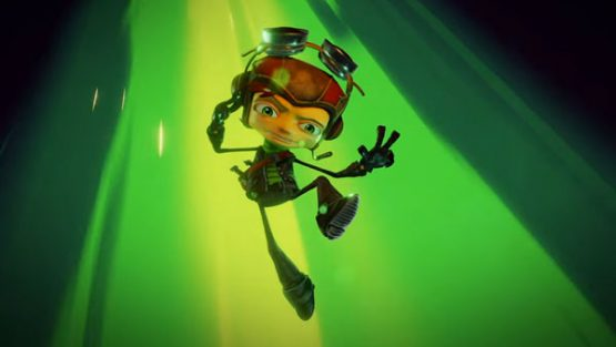 Double Fine Showcase First Psychonauts 2 Playable Level