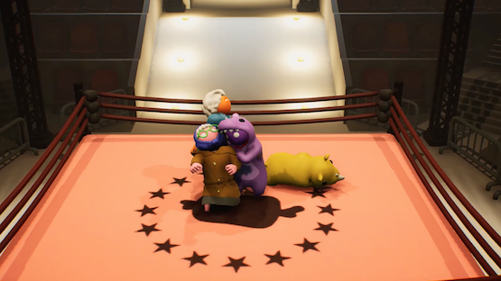 gang beasts psvr