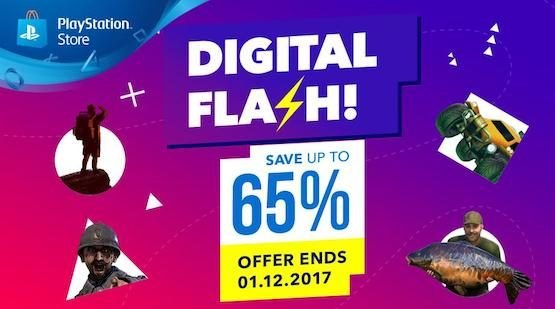 PlayStation Store Kicks Off Cyber Monday Digital Flash Sale in Europe