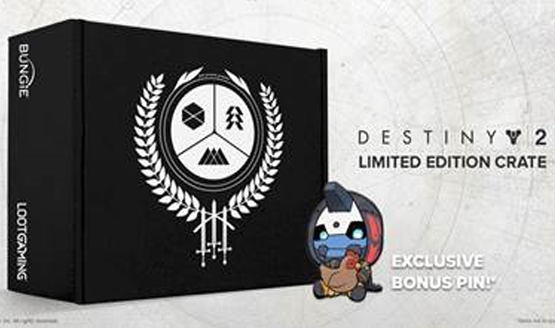 Destiny 2 limited edition crate