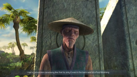 Outcast Second Contact Review