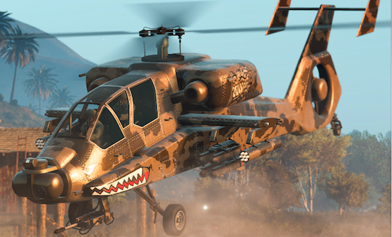 Rockstar releases gta online new helicopter to game gta online new helicopter sciox Image collections
