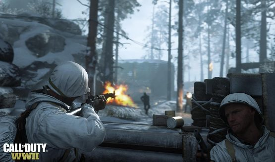 Michael Condrey Says Call of Duty: WWII Is Accidentally Offering 3XP, Asks Fans to Grind While They Can