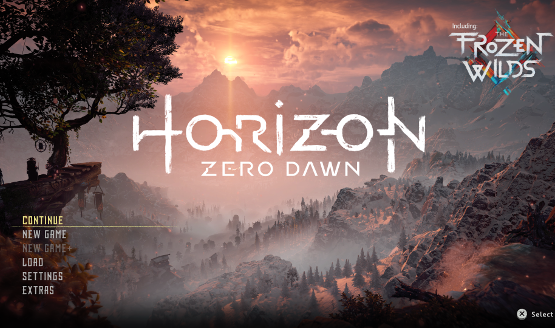 Horizon Zero Dawn Frozen Wilds DLC Free