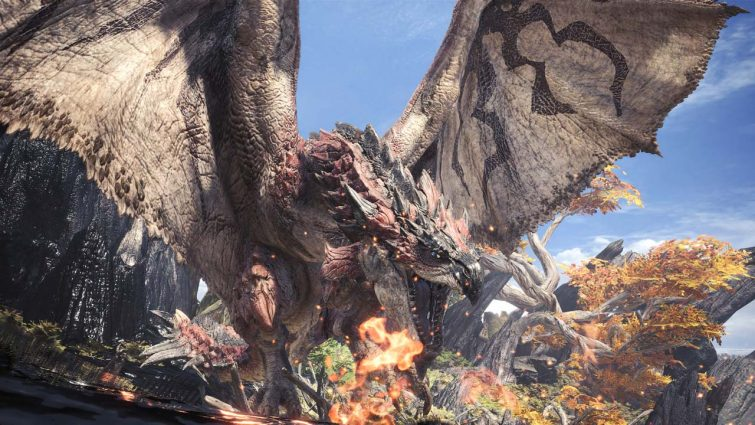 can i play monster hunter world without ps plus