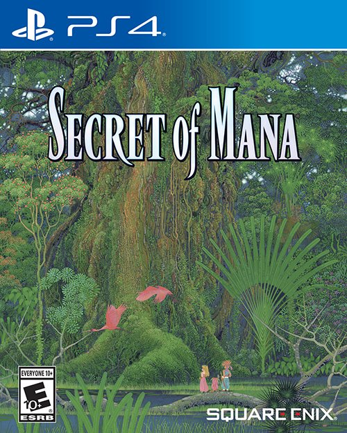 Secret of Mana Remake Gets Limited Physical Edition on PS4