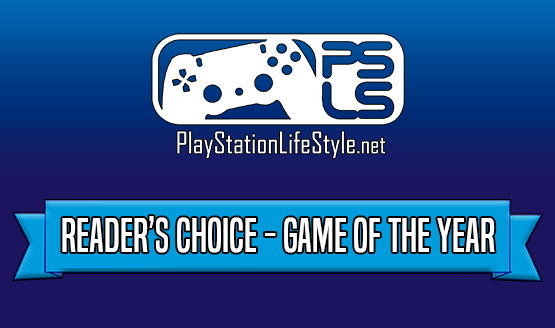 Reader's Choice Game of the Year