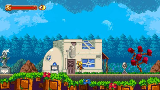 2D Action Platformer Iconoclasts Releases Next Month on PS4 and Vita