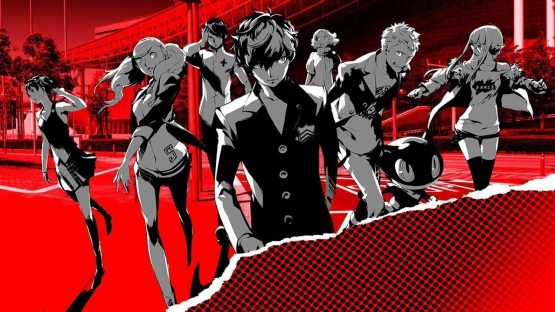 Persona 5 game of the year