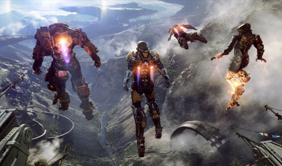 BioWare's Future Depends on Anthem's Success, Reports Say