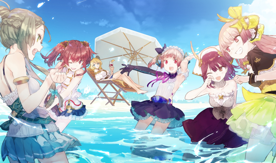 Atelier Lydie and Suelle preview
