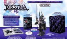Dissidia NT Ultimate Collectors Unboxing