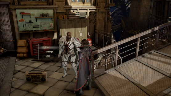 Code Vein Hub Area & Important NPCs Detailed