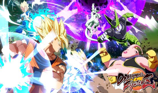 Dragon Ball FighterZ online