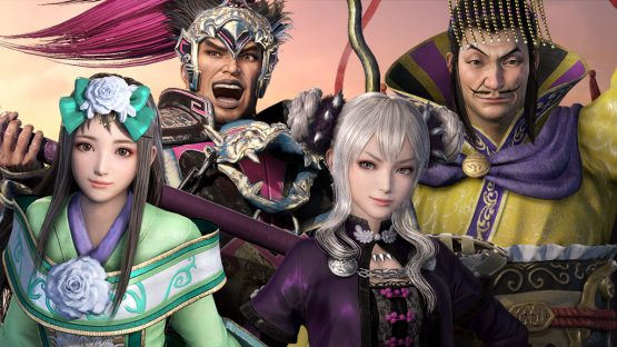 Dynasty Warriors 9 DLC playable characters