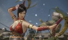 Dynasty Warriors 9 Lianshi gameplay
