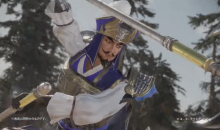 Dynasty Warriors 9 Zhang Liao gameplay