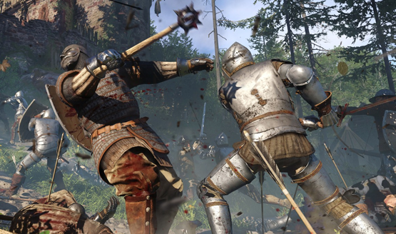 February 2018 ps4 kingdom come deliverance