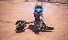 Monster Hunter World Horizon Zero Dawn Palico