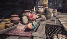 Monster Hunter World day one patch Poogie