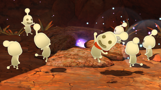 Learn About Ni no Kuni II's Collectible Spirits, Higgledies
