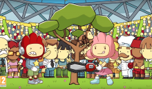 new scribblenauts game