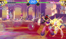 SNK HEROINES Tag Team Frenzy Costumes