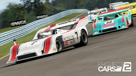 Project CARS 2 Porsche Legends Pack DLC Releases in March
